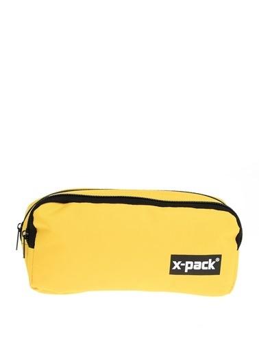 X-Pack Kalem Çantası Sarı